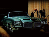 Pontiac GTO Coupe Hardtop 1971 pictures