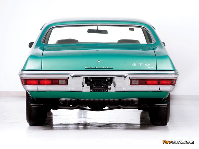 Pontiac GTO Coupe 1972 photos (640 x 480)