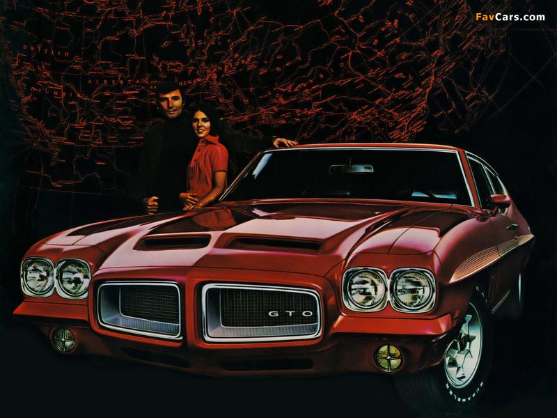Pontiac GTO Coupe 1972 photos (800 x 600)