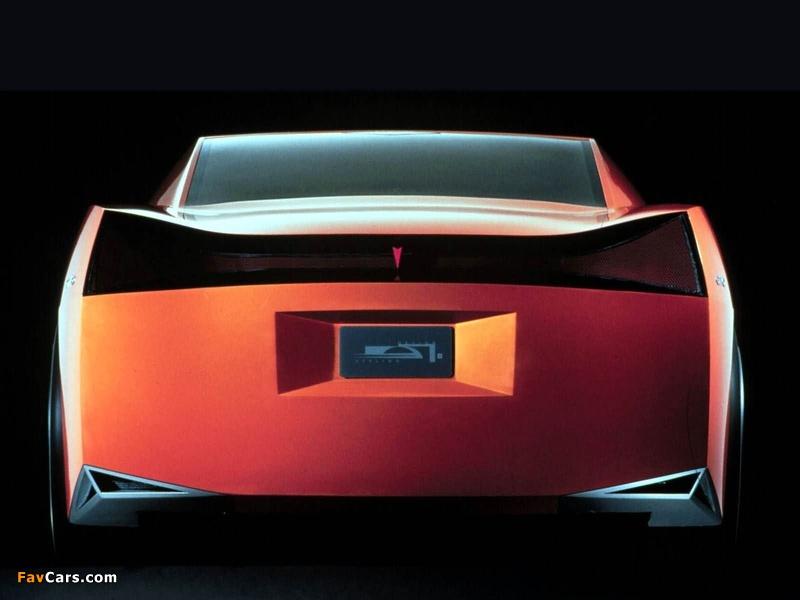 Pontiac GTO Concept 1999 photos (800 x 600)