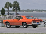 Pontiac GTO The Judge Coupe Hardtop 1969 wallpapers