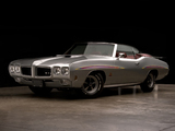 Pontiac GTO The Judge Convertible (4267) 1970 wallpapers