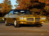 Pontiac GTO Coupe Hardtop 1971 wallpapers