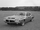 Pontiac GTO The Judge Hardtop Coupe 1971 wallpapers