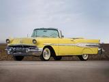 Images of Pontiac Laurentian Convertible 1957