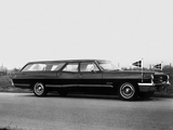 Pontiac Laurentian Hearse by Huisman 1966 wallpapers