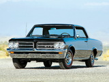 Images of Pontiac Tempest LeMans GTO Hardtop Coupe (2237) 1964