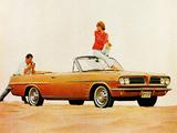 Photos of Pontiac Tempest LeMans Convertible 1963