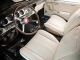 Pictures of Pontiac Tempest LeMans GTO Convertible 1964