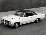 Pictures of Pontiac Tempest LeMans GTO Coupe 1964