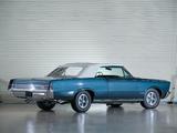 Pictures of Pontiac Tempest LeMans GTO Convertible 1965