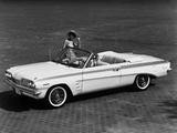 Pontiac Tempest LeMans Convertible 1962 photos