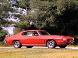 Pontiac LeMans GTO Hardtop Coupe (D37) 1972 images