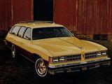 Pontiac LeMans Safari 1977 wallpapers