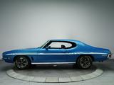 Pontiac LeMans GTO Hardtop Coupe (D37) 1972 wallpapers