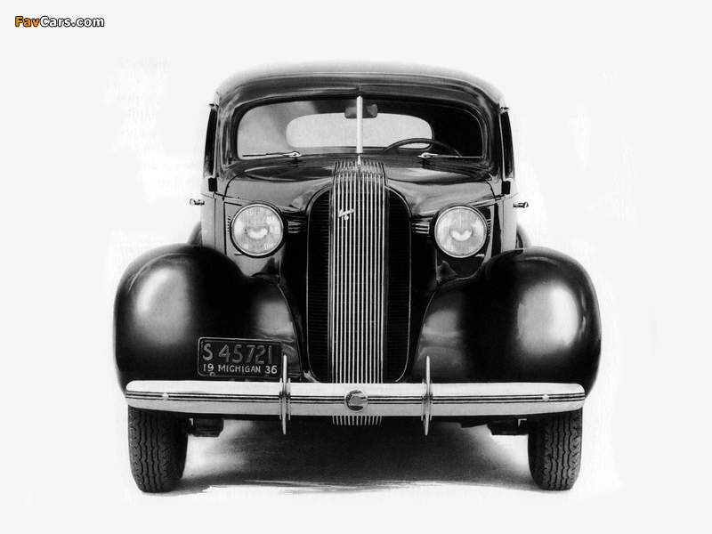 Pontiac Master Six Coupe (6BB) 1936 wallpapers (800 x 600)