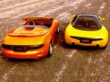 Pontiac Sunfire Speedster Concept 1994 & Sunfire Concept 1990 images