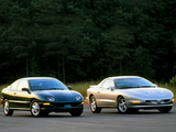 Pontiac Sunfire Coupe & Firebird 1996 images
