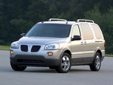Images of Pontiac Montana SV6 2004–08