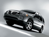 Photos of Pontiac Montana SV6 2004–08