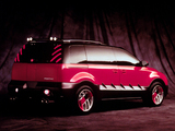 Pictures of Pontiac Montana Thunder Concept 1998
