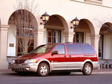 Pictures of Pontiac Montana 1999–2004