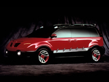 Pontiac Montana Thunder Concept 1998 wallpapers