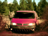 Pontiac Montana 1999–2004 images