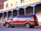 Pontiac Montana 1999–2004 photos