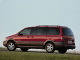 Pontiac Montana 1999–2004 wallpapers