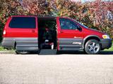 Pontiac Montana Activan 2000–04 photos