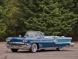 Images of Pontiac Parisienne Convertible 1958