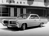 Pictures of Pontiac Parisienne Sedan 1964