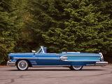 Pontiac Parisienne Convertible 1958 images