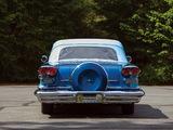 Pontiac Parisienne Convertible 1958 pictures