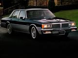 Pontiac Parisienne Sedan 1984 pictures