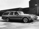 Pontiac Parisienne Station Wagon 1986 photos
