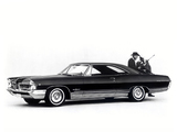 Pontiac Parisienne Custom Sport Hardtop Coupe 1965 wallpapers