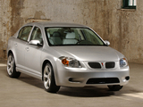 Pontiac Pursuit 2005–06 images