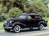 Pictures of Pontiac 2-door Touring Sedan (6DA/8DA) 1938