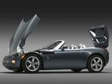 Pontiac Solstice Concept 2004 images