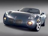 Pontiac Solstice Concept 2004 photos