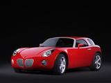 EDAG Pontiac Solstice Hard Top Concept 2006 images