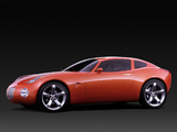 Pontiac Solstice Coupe Concept 2002 wallpapers