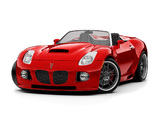 Mallett Pontiac Solstice 2007 wallpapers