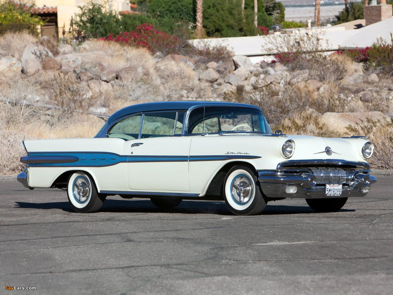 Photos Of Pontiac Star Chief Custom Catalina 2 Door Hardtop 1957 1280x960