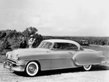Pictures of Pontiac Star Chief Custom Catalina Coupe (2837SD) 1954
