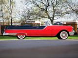 Pontiac Star Chief Convertible 1955 photos