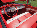 Pontiac Star Chief Convertible (2867DTX) 1956 wallpapers