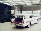 Pontiac Star Chief Custom Safari Transcontinental (2762SDF) 1957 pictures
